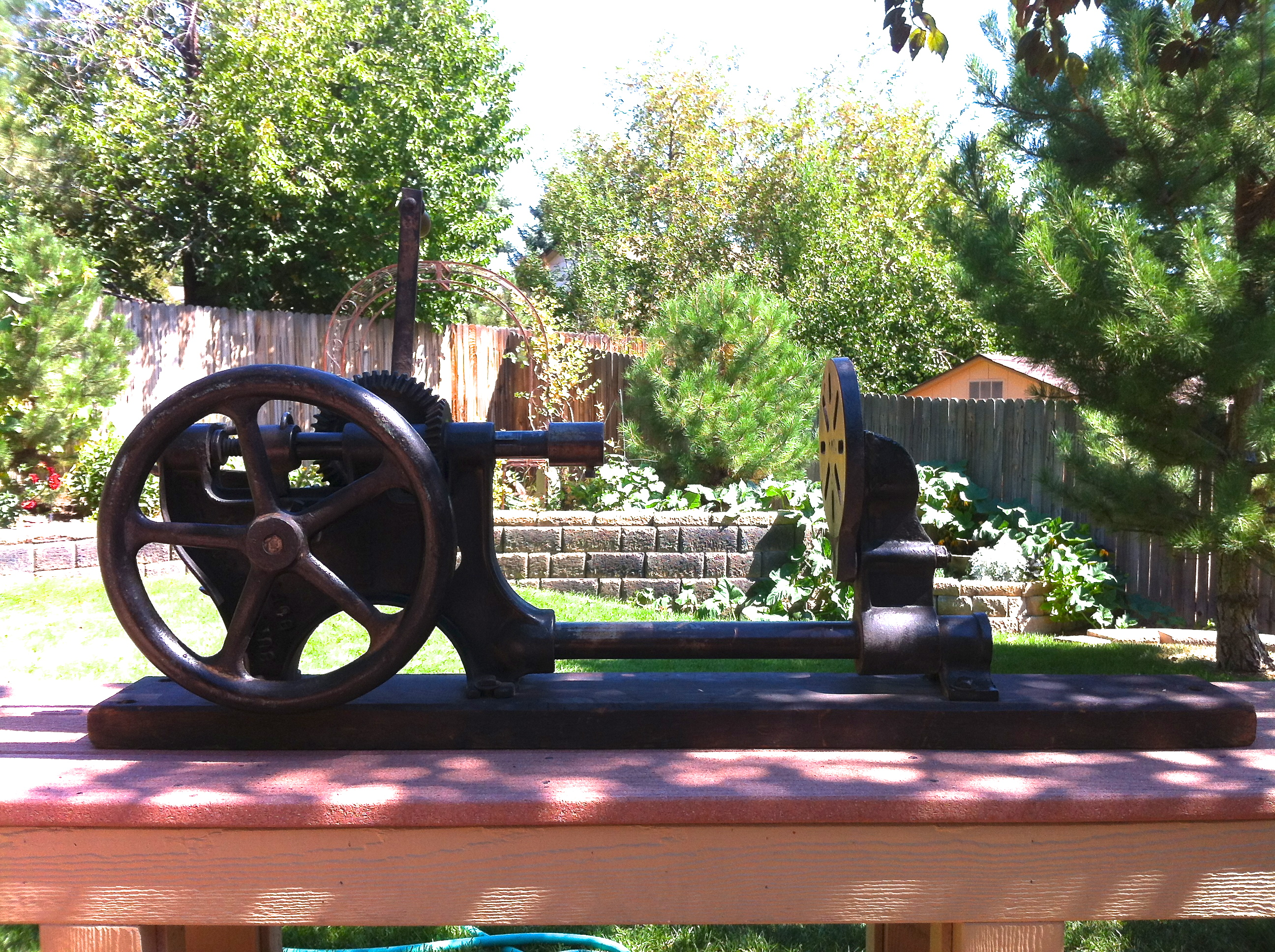 Vintage Drill Press Manufactured By Buffalo Forge Company