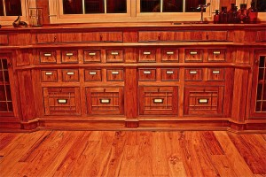 Doug Sr. Home Library Mother of All Cabinets